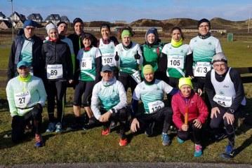 Erfolgreiches SuS-Laufwochenende auf Nordseeinsel Sylt