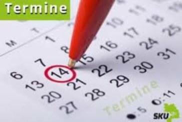 Sportprogramm vom 29. bis 31. März