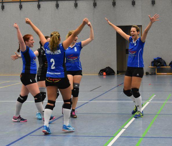 Erfolgreicher Spieltag für die heimischen Volleyball-Teams