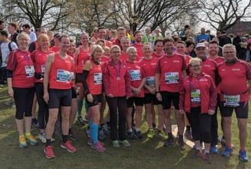 Laufsportfreunde Unna zufrieden aus Venlo zurück – neun persönliche Bestzeiten