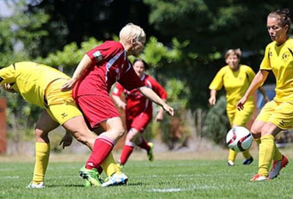 Ü30-Frauen spielen im SportCentrum Kaiserau um die Westfalenmeisterschaft.