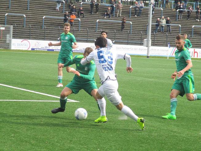 HSC mit unnötiger 0:2-Niederlage in Herne – Schmeing stellt Qualitätsfrage