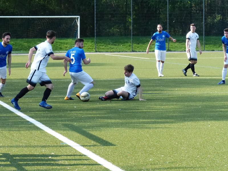 Fußball-Kreisliga A: Meisterschaftszug für den Kamener SC wohl abgefahren