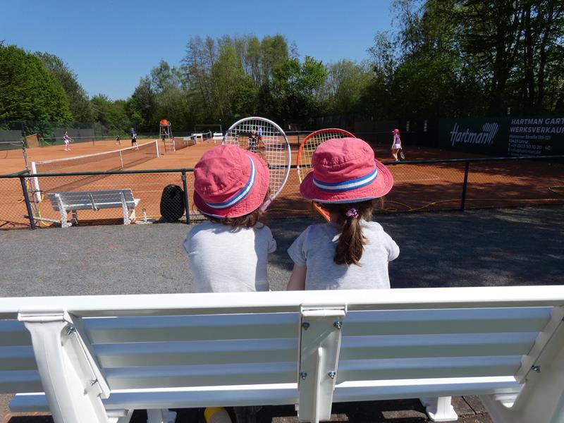 Filzkugeln und Ostereier – Eltern-Kind-Turnier beim TC Methler