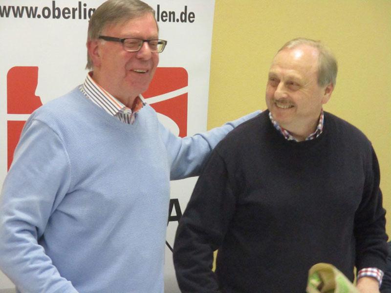 Udo Speer steht jetzt an der Spitze des Holzwickeder SC – Jahreshauptversammlung