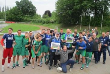 HSC schafft Oberliga-Klassenerhalt als Tabellen-Elfter