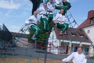 JCH-Frauenteam holt vier wichtige Punkte in der Judo-Oberliga