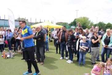 Über 100 Nachwuchskicker beim 5. GSW KiGa-Cup des Kamener SC