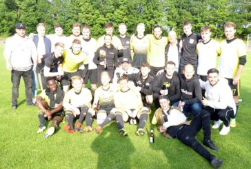 SuS Kaiserau hält sich gut im Krombacher-Kreispokal-Finale gegen Oberligist Rhynern