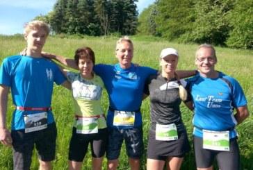 Pfingst-Aktivitäten des Lauf Team Unna