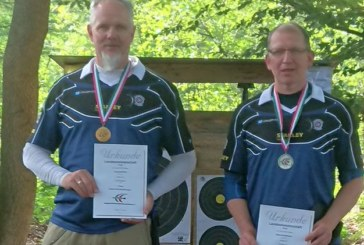 Gold und Silber für die Bogenschützen des Schützenverein Kamen