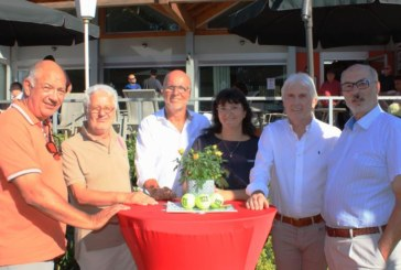 Kamen meets Tennis- Westfälischer Tennis-Verband und Stadt Kamen hatten eingeladen