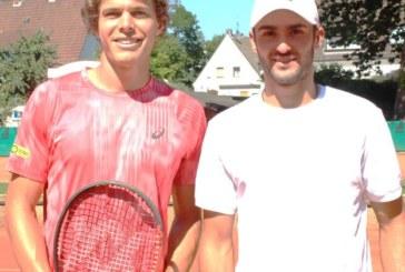 4. Kamen Open: Peter Heller und Pascal Weis im Viertelfinale – Spielbeginn am Freitag um 13.00 Uhr