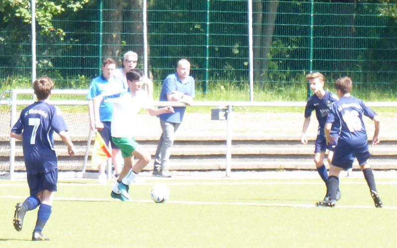 Holzwickeder C-Junioren müssen noch in die Relegation