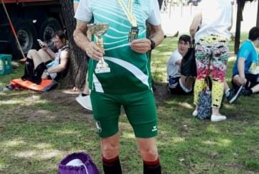 Jürgen Graeber läuft wieder zur NRW-Meisterschaft