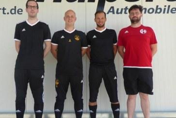 Mit neuem Trainer-Trio und neuem Sportlichen Koordinator setzt SuS Kaiserau weiter auf junge Spieler