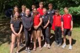 TuRaner mischen sich unter die internationale Konkurrenz beim 47. Internationalen Pfingstschwimmfest in Arnsberg-Neheim