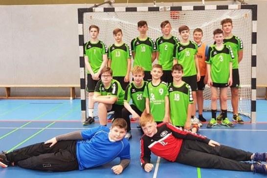 C-Jugend-Handballer des SuS Oberaden erfolgreich in der Qualifikation