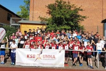 Landessportfest der Schulen: Der KSB Unna ermittelt die besten Leichtathleten des Kreises