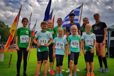 SuS-Nachwuchsathleten liefern Bestleistungen am Fließband