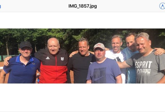 Herren 40 von TuRa Bergkamen haben Verbandsliga-Aufstieg vor Augen