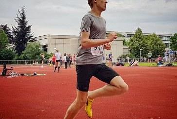 Nina Seiler und Tim Gloger behaupten sich bei den Westfälischen U18-Meisterschaften