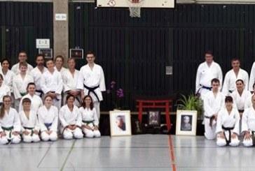 Karate-Lehrgang in den Hellweg-Sporthallen