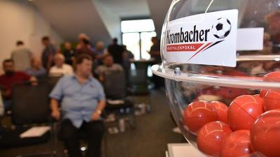 Krombacher Westfalenpokal 2019/20: Erstrunden-Partien ausgelost – IG Bönen und SuS Kaiserau mit Heimrecht