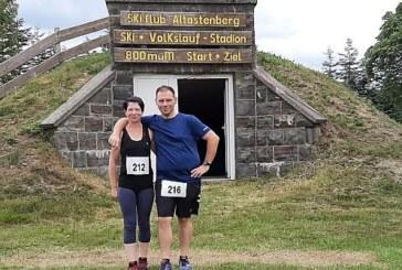 Lauffreunde Bönen: Landschaftslauf mit Blick auf den Kahlen Asten – Halbmarathon in Killarney/Irland