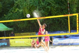 Die besten Westdeutschen Mixed-Teams auf Holzwickeder Beach-Courts