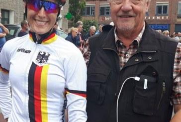 Franziska Koch, Charlotte Becker, Michel Heßmann und Justin Wolf starten erfolgreich bei der Europameisterschaft