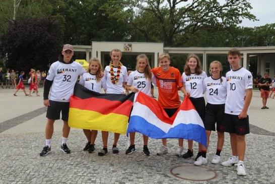 Acht Mitglieder des TV Südkamen bei der Europameisterschaft in Polen vertreten