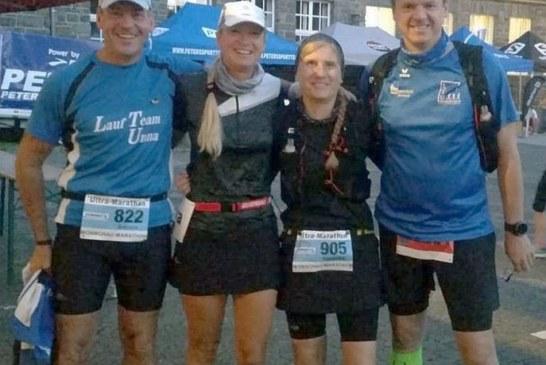 Lauf Team Unna beim 42. Monschau Marathon
