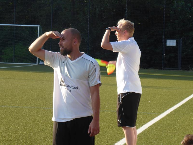 Fußball-Kreisliga A1: SpVg Bönen bleibt weiter ohne Gegentor