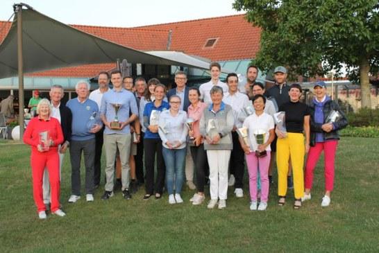 Golf-Club Unna-Fröndenberg: Mehr als 100 Mitglieder positionieren sich bei den Clubmeisterschaften