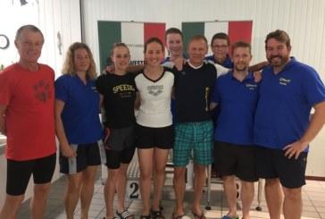 Schwimmfreunde-Masters holen 17 Medaillen