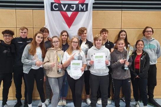 CVJM-Nachwuchs auf den DM-Plätzen zwei und drei