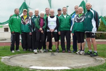 2. Kettenweitwurf-Vereinsmeisterschaft beim SuS Oberaden