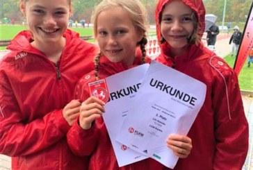 TVU-Jungtalente beenden mit Siegen bei Mehrkampf-Veranstaltungen die Sommersaison