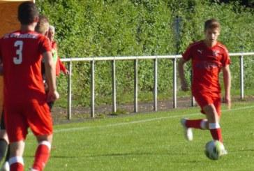 Fußball-Kreisliga A1: FC Overberge trifft in Halbzeit zwei sieben Mal