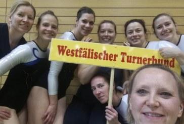 Deutschlandpokal der Senioren mit drei VfL-Turnerinnen