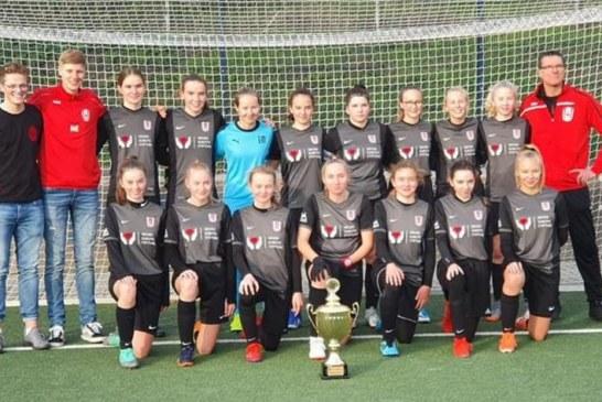 B-Juniorinnen der JSG Unna/Billmerich holen wieder den Kreispokal
