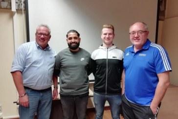 Schiedsrichterkameradschaft Kamen/Bergkamen begrüßt neue Schiedsrichter