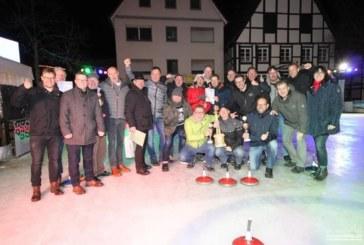 """Team """"WmS"""" heißt der neue GSW-Stadtmeister im Eisstockschießen"""