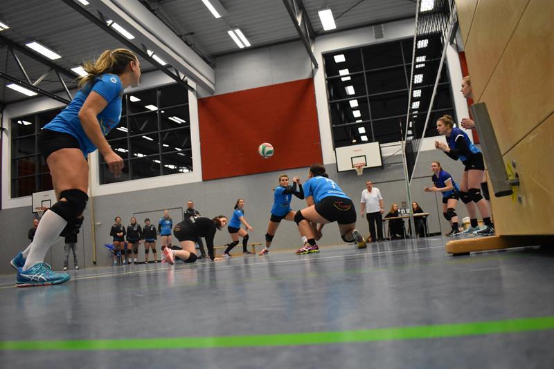 Bönener Volleyball-Damen können Relegationsplatz verlassen