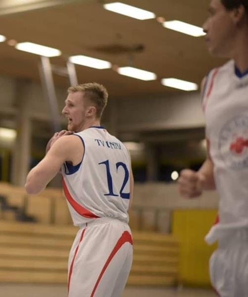 TVU-Basketballer legen perfekte Hinrunde hin