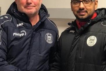 Flurim Ramaj bleibt Trainer bei Blau Rot Billmerich