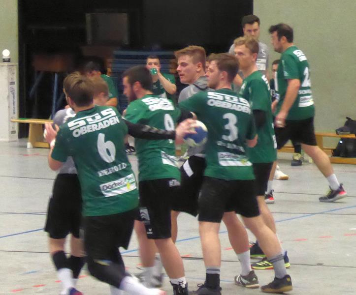 Handball-Ergebnisse am Samstag