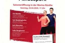 Zehnjähriges Bestehen FLVW Fitnesspark Bergkamen