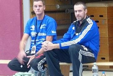 Für KSV-Coach Kai Harbach geht es nicht nur gegen den BVB, sondern auch gegen Tochter Jona